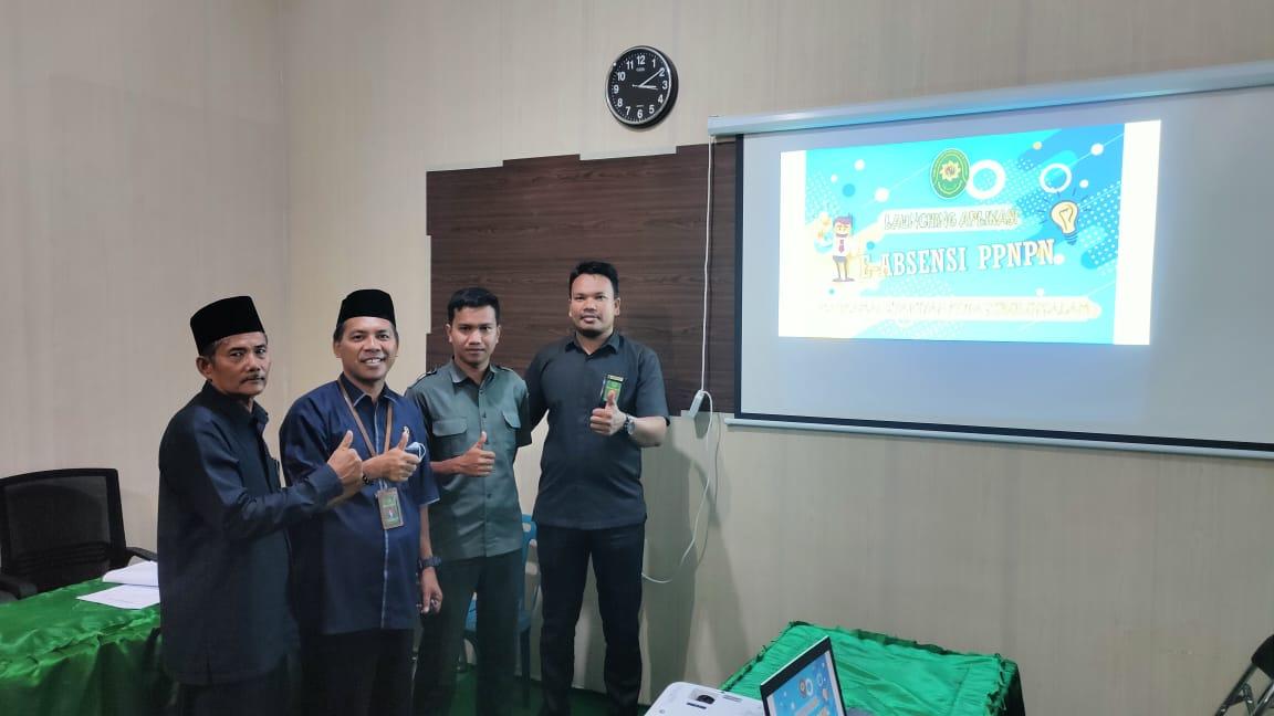 MS Kota Subulussalam Kembali Launching Aplikasi Baru